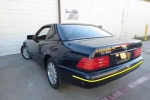Mercedes-500-sl