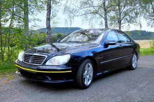 Mercedes-Benz--S