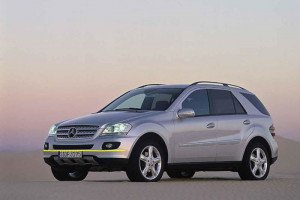 Mercedes-benz-ml-320