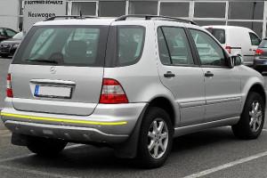 Mercedes-ml400