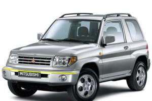 Mitsubishi-Pajero-Pinin