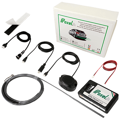 Sensores de aparcamiento electromagnética invisible FRONT EPS-STRIP