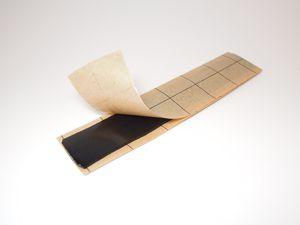 Sensores de aparcamiento electromagnéticos invisibles - Masilla