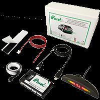 Sensores de aparcamiento trasero EPS DUAL 2 con pantalla