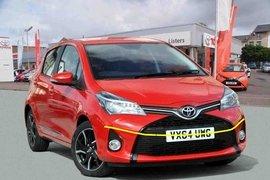 Applicazione sensore antenna dietro targa - Toyota