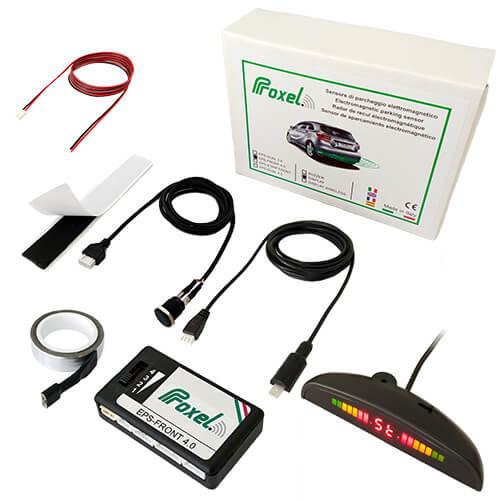 sensori di parcheggio anteriore proxel