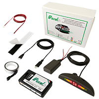 kit sensori parcheggio invisibili eps dual 3 kit display wireless 150x150