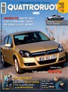 Articolo sensore di parcheggio EPS Quattroruote aprile 2004