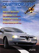 Articolo sensore di parcheggio EPS Quattroruote giugno 1997